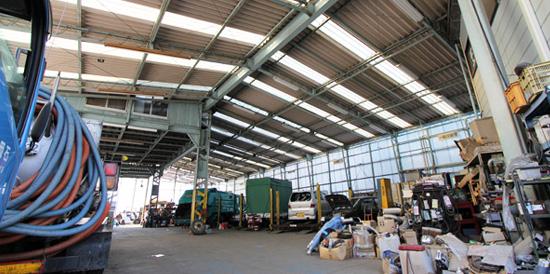 第2工場イメージ写真